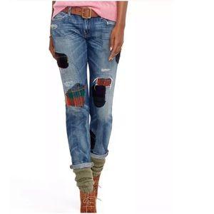 Polo Ralph Lauren Astor Slim Boyfriend Jeans 26